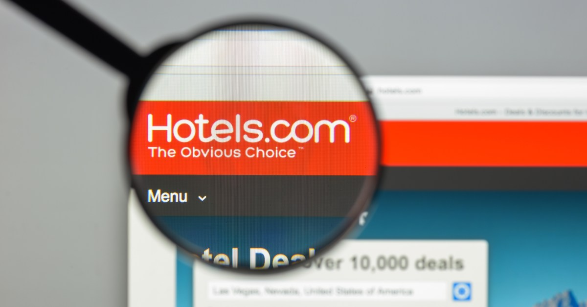 Hotels.com coupon: Save 40% plus an extra 15% off select hotels