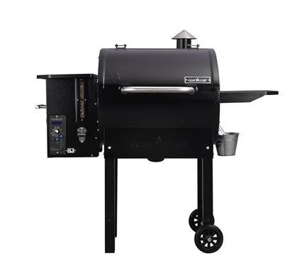 Today only: Camp Chef Deluxe pellet grill and smoker for $400