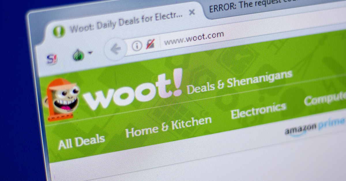 Today only: Woot is having a Woot-off!