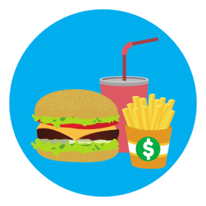 free food for downloading app 2019