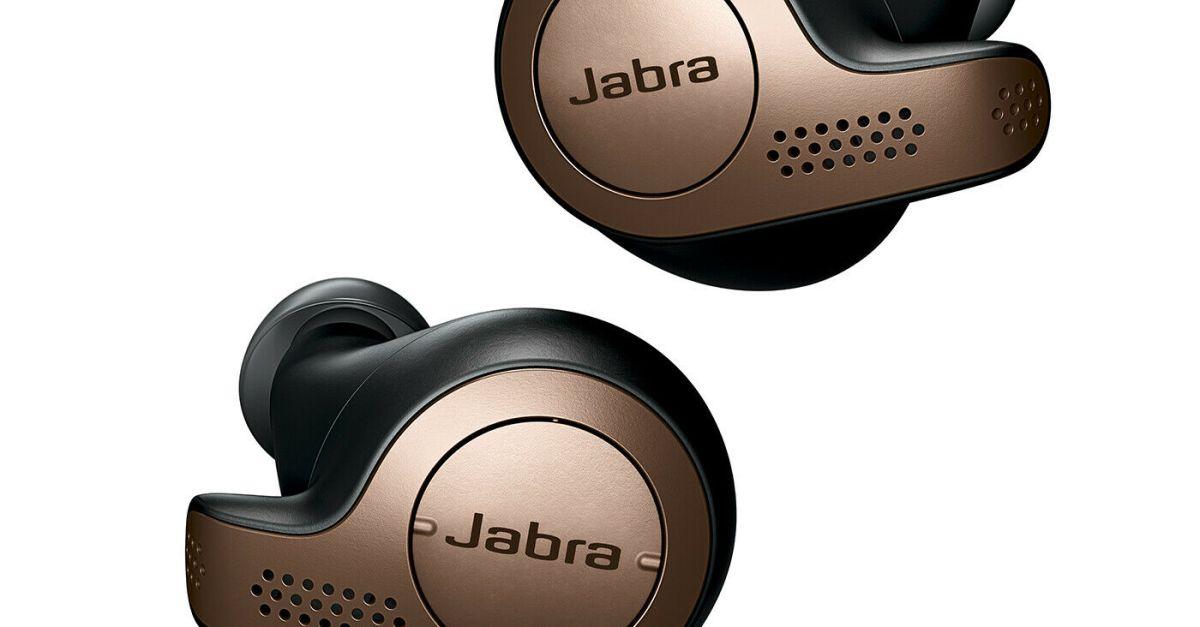 Refurbished Jabra Elite 65T True Wireless earbuds for $90, free shipping