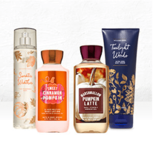 Bath & Body Works: Buy 3, get 3 FREE body care items - Clark
