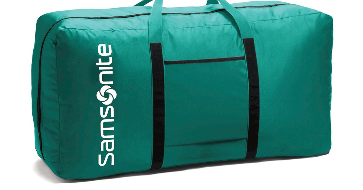 Samsonite Tote-A-Ton duffle bag for $21, free shipping