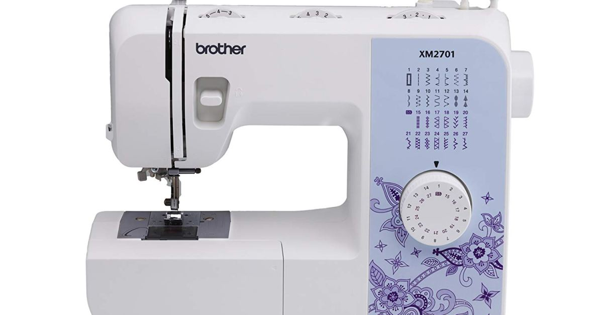 Prime members: Brother sewing machine for $60