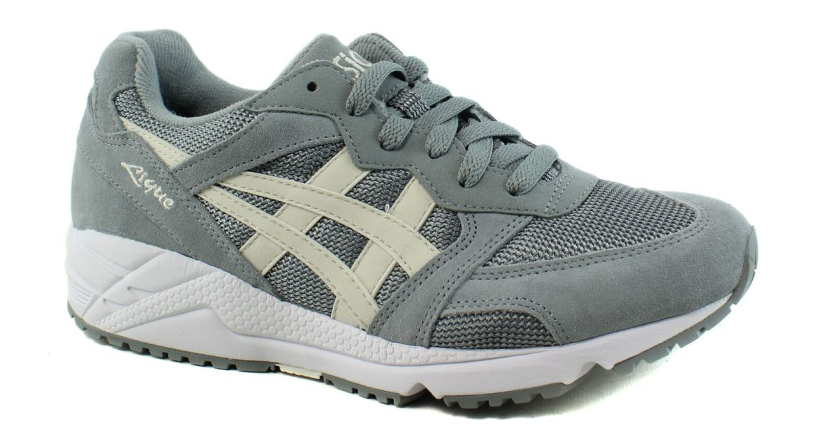 fee4173311d Asics men's Gel-Lique suede shoes for $27, free shipping - Clark Deals