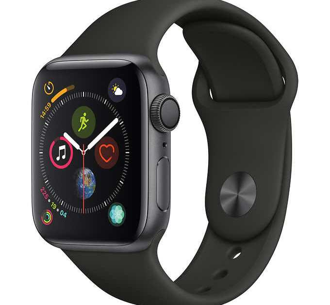 Apple Watch Series 4 smartwatch for $330