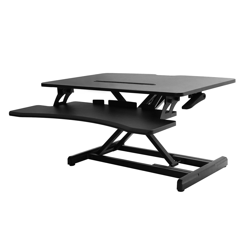 Seville Classics Standing Desk Riser Converter For 100