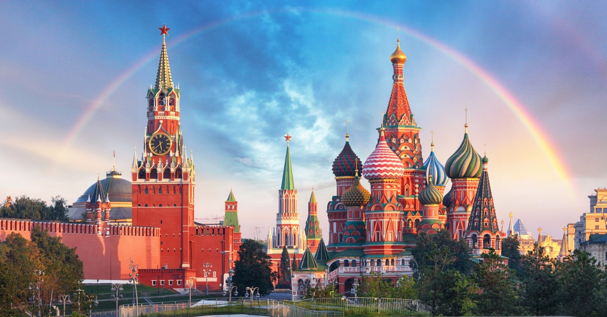 7-night Russia escape with air & accommodations from $1,249