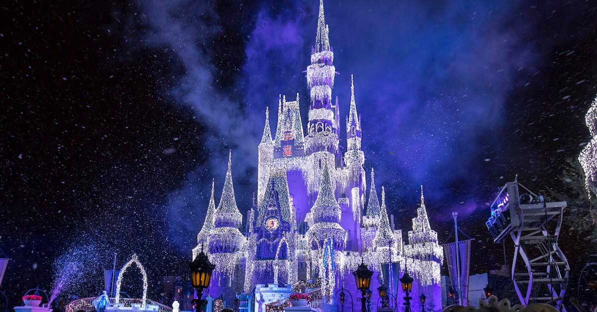 5-night Disney Ultimate Christmas package from $655 per person