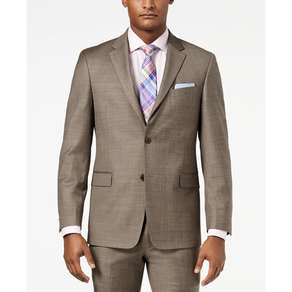 Tommy Hilfiger Modern-Fit TH Flex Stretch suit separates from $35