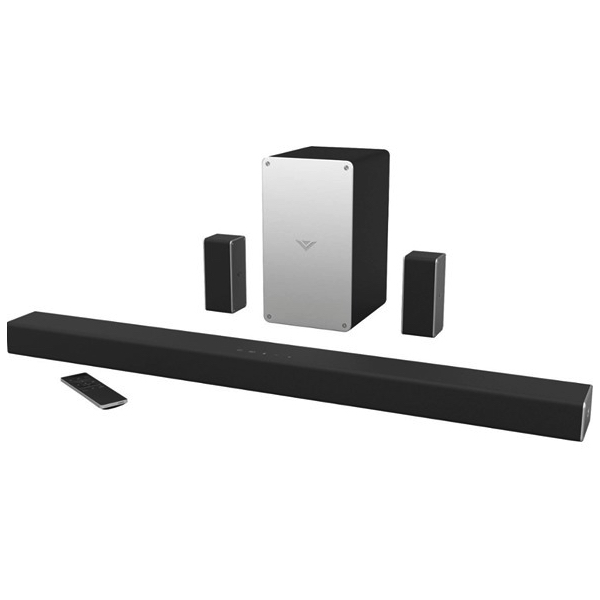 Today only: Refurbished Vizio 36″ 5.1 SmartCast soundbar system for $115