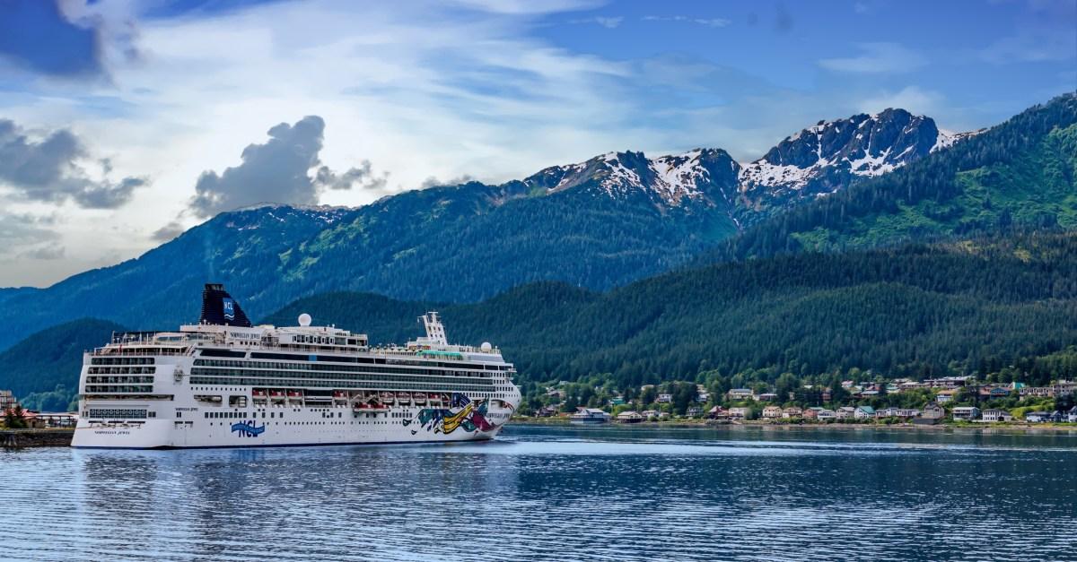 7-day Alaska cruise on Norwegian from $299