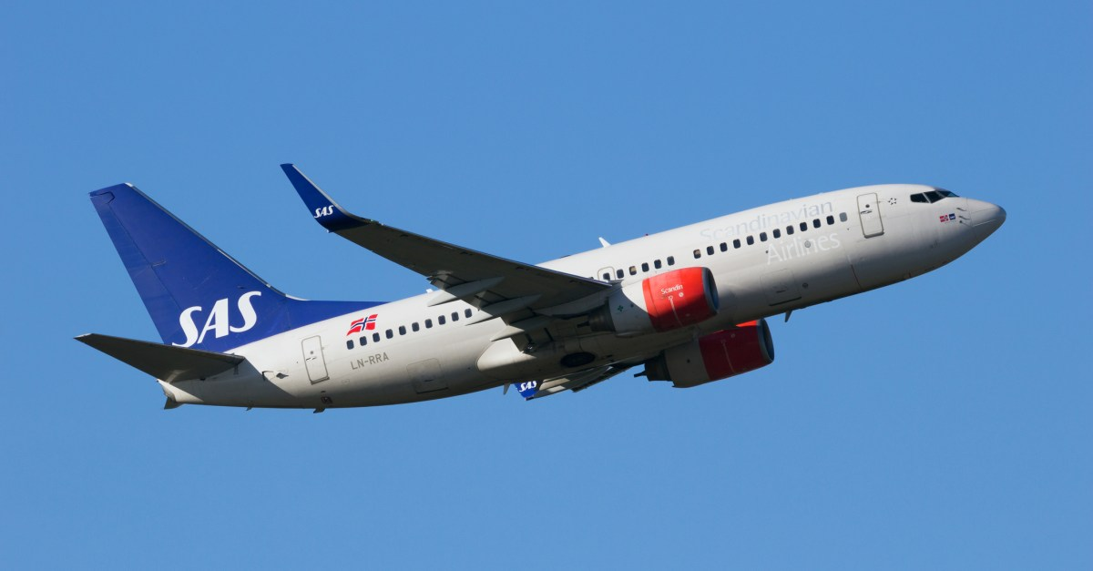 Scandinavian Airlines sale: Kids fly FREE for a limited time!