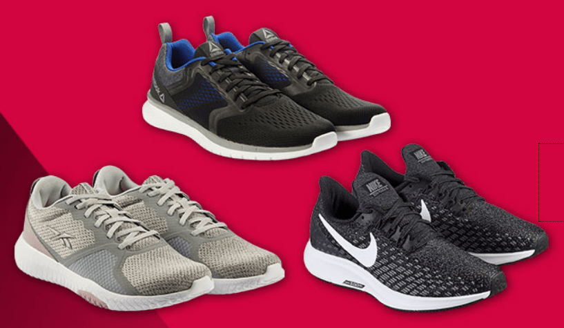 Costco members: Save $20 when you spend $100 on athletic shoes