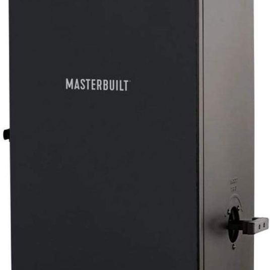 Masterbuilt 30-in BBQ digital electric smoker with top controller for $120