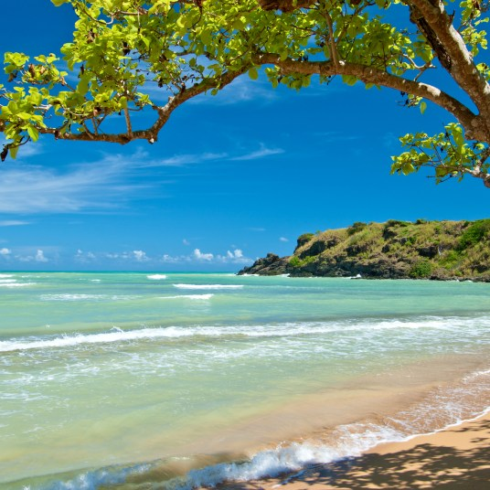 Flights to Puerto Rico in the $100s & $200s round-trip