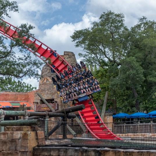 SeaWorld Orlando, Aquatica Orlando or Busch Gardens Fun Cards offer entries through 2021!