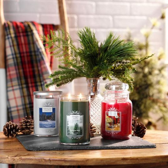 Yankee Candle: Buy 3 large candles, get 3 FREE
