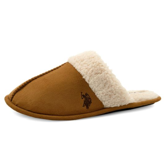 Price drop! US Polo Assn men's slippers for $13, free shipping