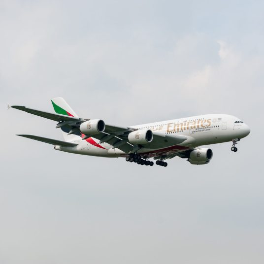 Emirates sale: International flights from $409 round-trip!