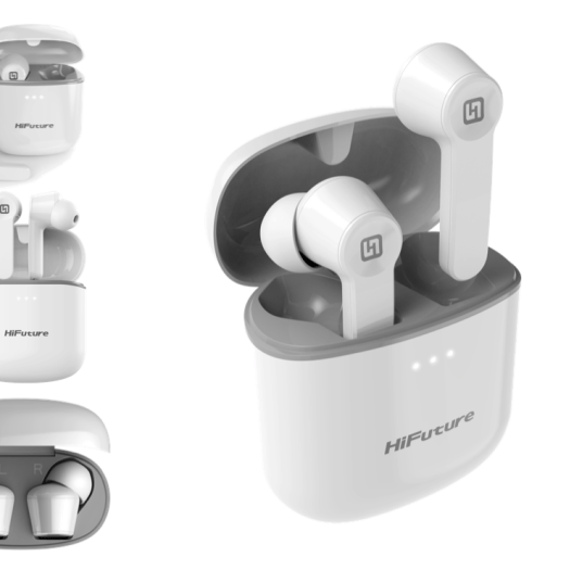 HiFuture FlyBuds True Wireless stereo earbuds for $22, free shipping