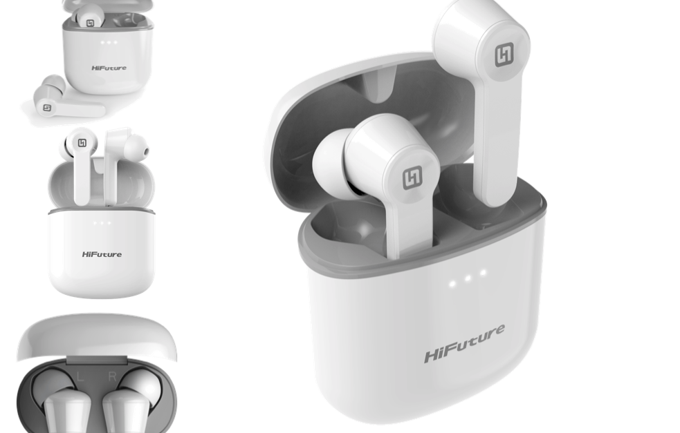 HiFuture FlyBuds True Wireless stereo earbuds for $20, free shipping