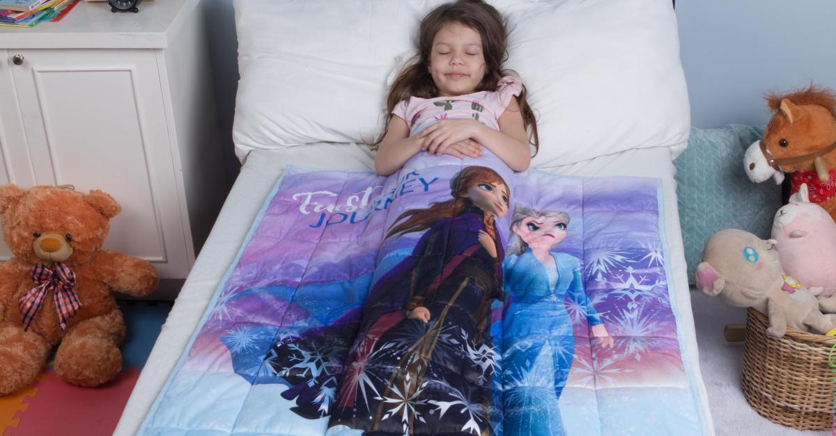 Kids weighted blankets for $25