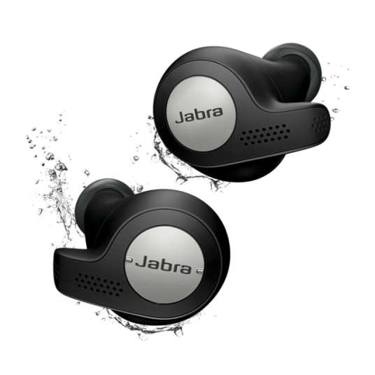 Jabra Elite Active 65T True Wireless refurbished earbuds for $50