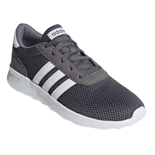 adidas men's Lite Racer running shoes for $30, free shipping