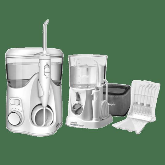 Waterpik Ultra Plus and Nano water flosser combo for $54