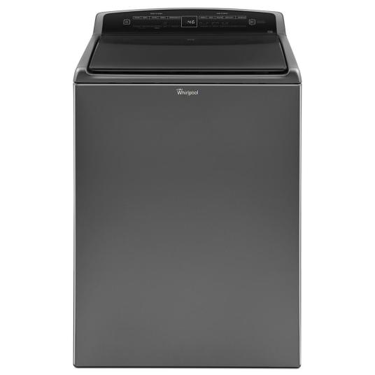 Whirlpool 4.8 cu. ft. high-efficiency top load washer or dryer from $578