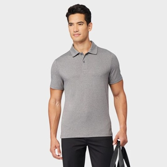 Ends soon! Get 4 men's polos for $32, free shipping