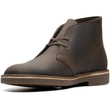 Clarks men's Bushacre 2 chukka boots from $45