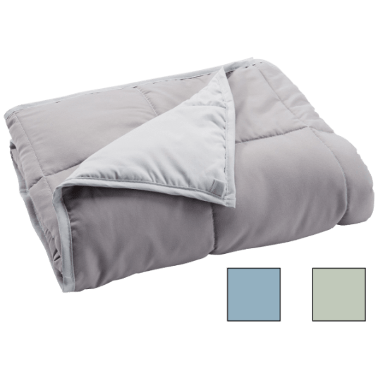 Today only: Great Bay Home 15-lb reversible weighted blanket for $29