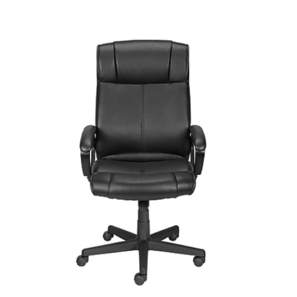 Staples Turcotte Luxura Faux Leather Computer Chair For