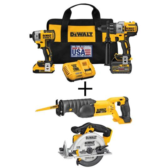 Today only: Save up to 45% on DeWalt tools and accessories