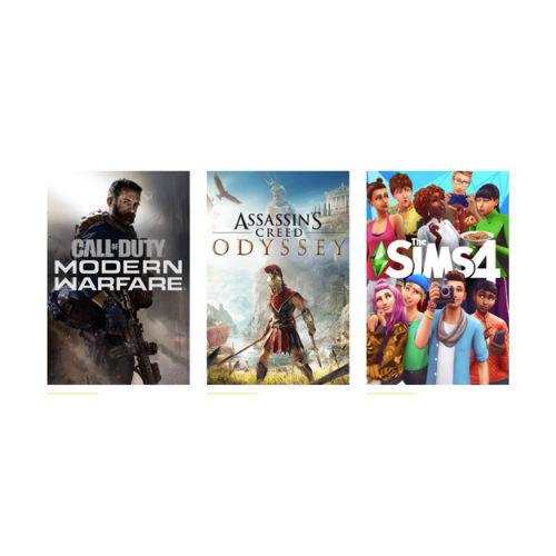 Xbox One digital games from $2