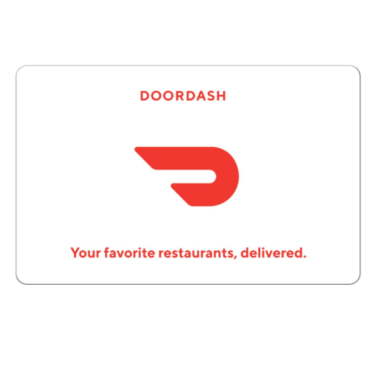 Save 20% on DoorDash eGift cards at Best Buy