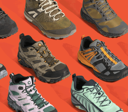 Merrell promo codes: Take an extra 25% off hiking favorites