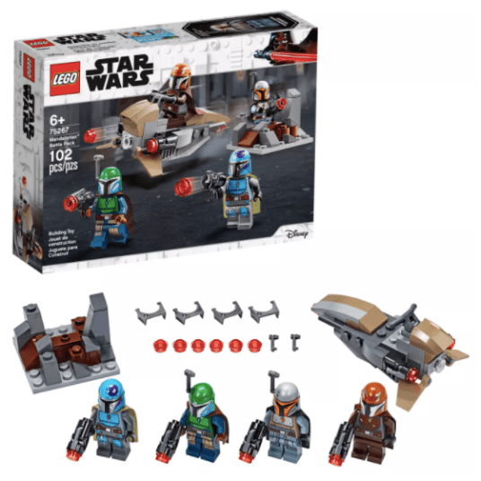 Get a $10 Target gift card with $50 purchase of select LEGO items