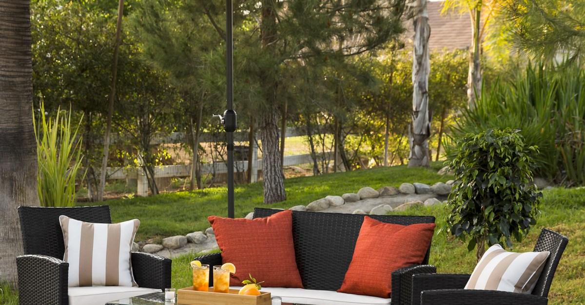 11 great patio & garden deals at Walmart right now