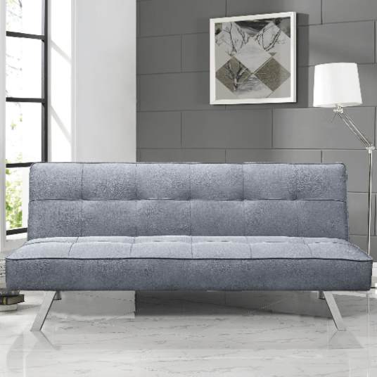 Serta Chelsea 3-seat multi-function upholstery fabric sofa for $129