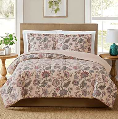 3-piece comforter sets from $17 at Macy's
