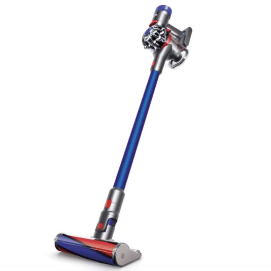 New Dyson V7 Fluffy HEPA cordless vacuum cleaner for $200
