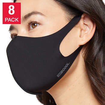 8-pack 32 Degrees face masks from $25, free shipping