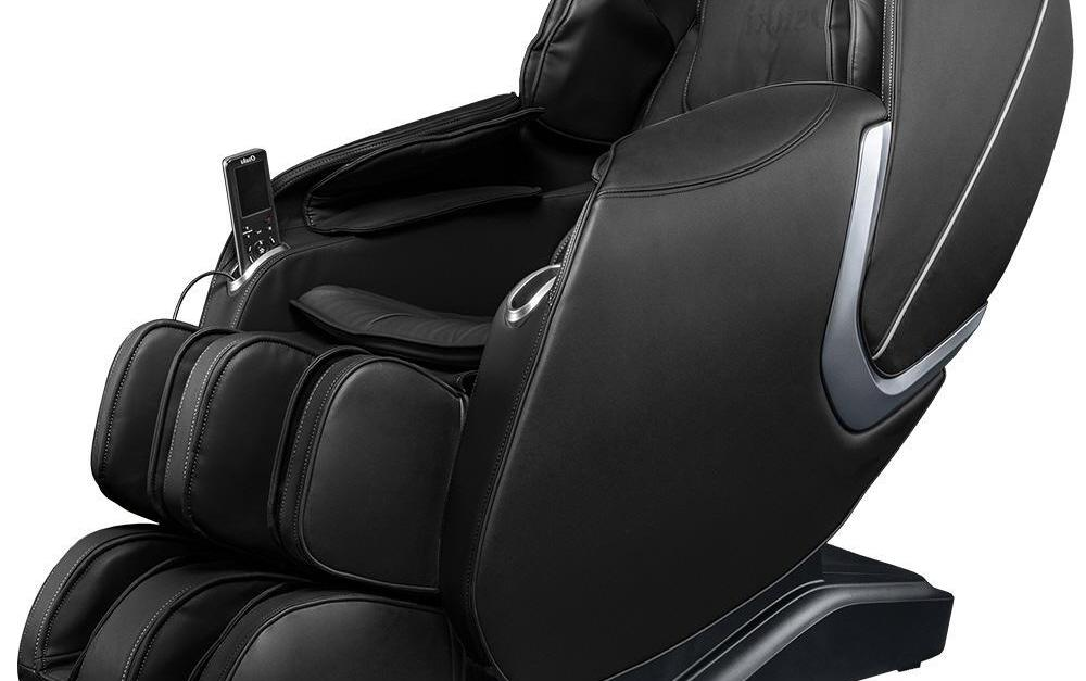 Osaki OS-Aster black faux leather reclining massage chair for $1,449
