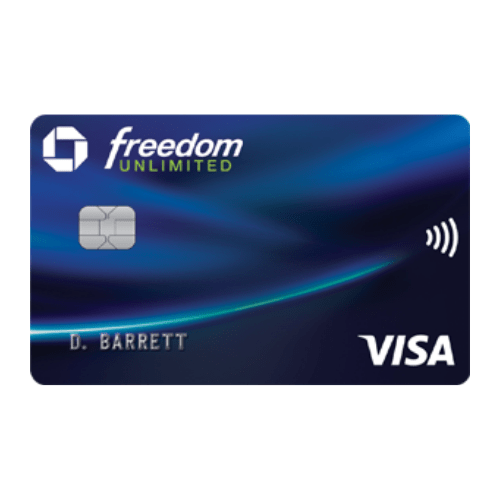 Chase Freedom Unlimited credit card: Get a $200 bonus for new cardmembers