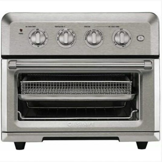 Refurbished Cuisinart 1800W large air fryer toaster oven for $130