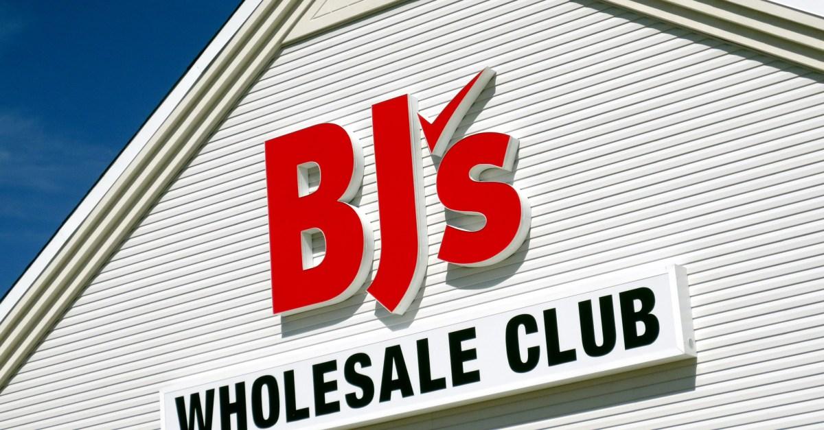 BJ's membership deal: 12-month membership only $25