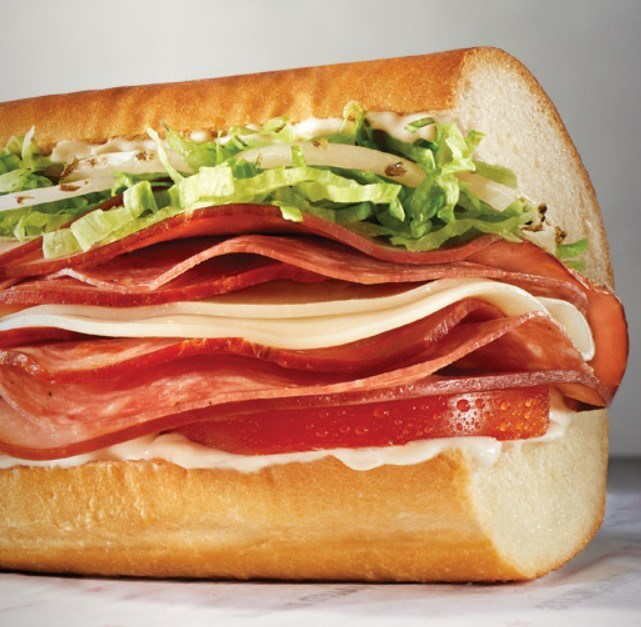 Buy one, get one 50% off sandwiches at Jimmy John's